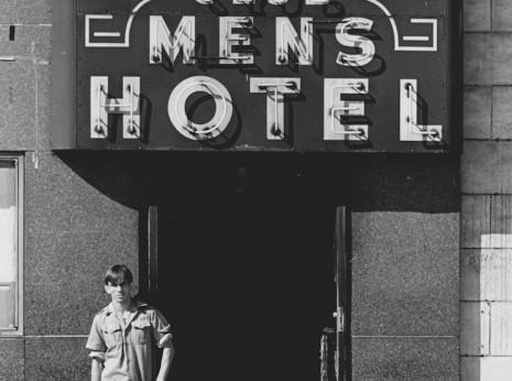 Image of Wilcon Club Mens Hotel taken during the mid-1970s in Chicago