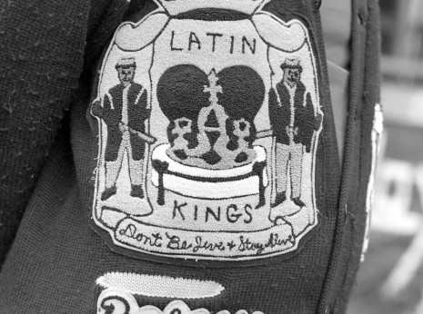 Latin King Sweater Patch