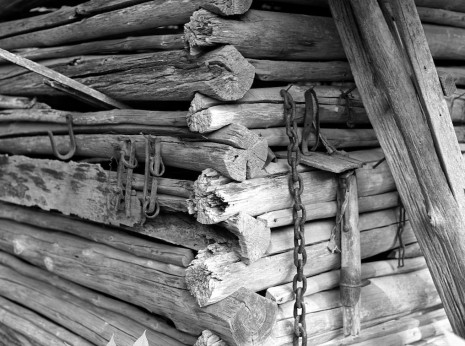 Log Cabin Construction