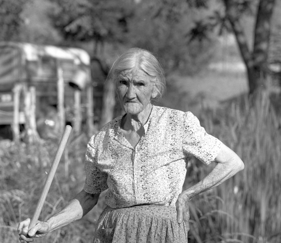 Tennessee Woman